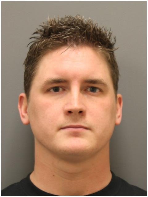David Goucher (Denton Police Department)