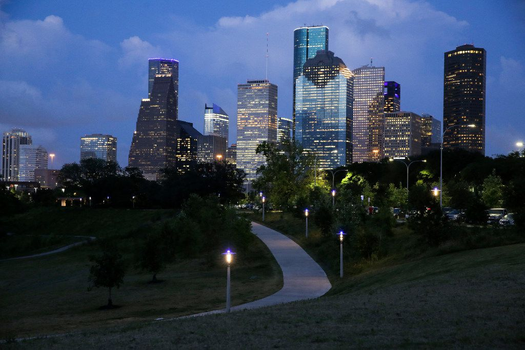 Houston's economy is tied closely to the energy industry and medical community.