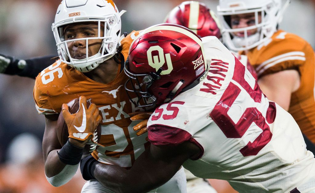 'Level of concern is high' as injuries deplete Texas' RB depth, limit options in season opener vs. Louisiana Tech