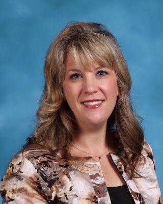 Frisco Centennial High School principal Alicia Maphies