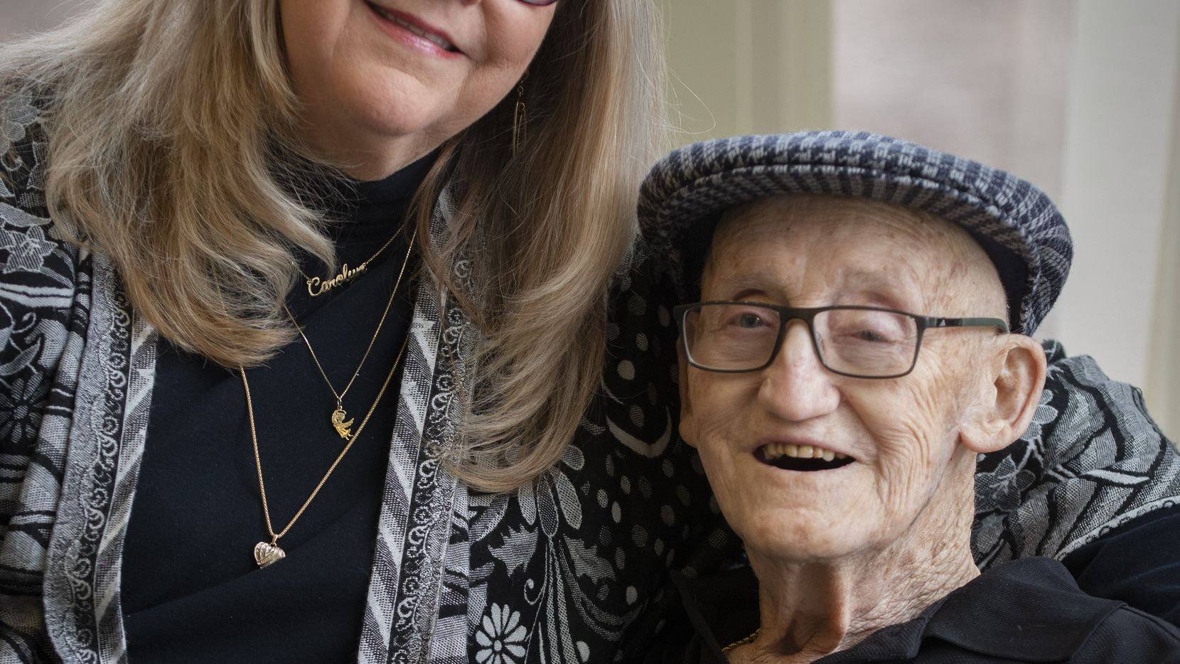 Carolyn Roney helped her father, Carroll Roney, make a second move for senior living after her mother's health worsened and the first community no longer met the couple's needs.