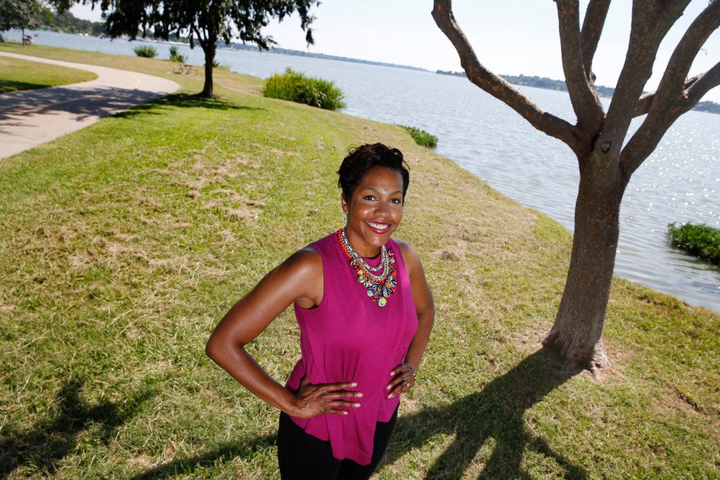 After Taryn Pemberton was given the OK to drive following breast-cancer surgery, she went to White Rock Lake with the intent of walking 30 minutes. Two-and-a-half hours later, she had circled the lake.