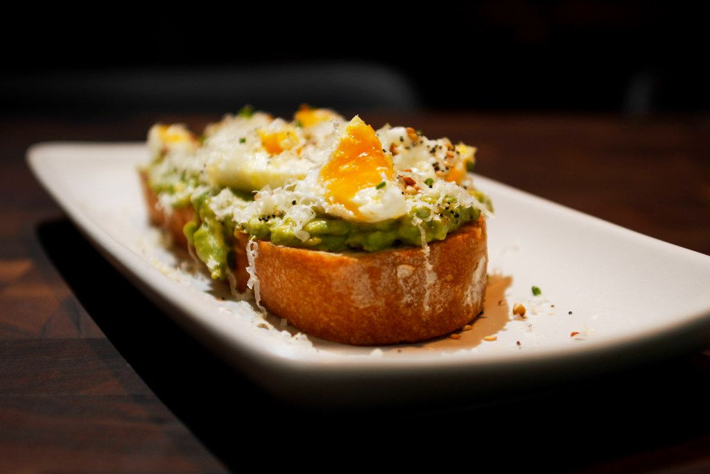 The Henry will host brunch on Saturdays and Sundays. Here's the smashed avocado toast.