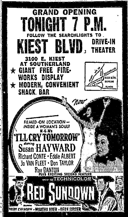 Dallas once had 19 drive-in theaters  Now it has zero