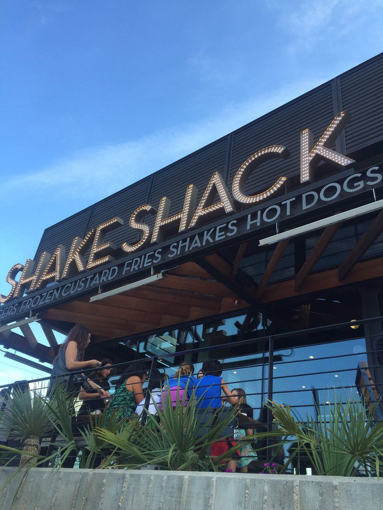 Shake Shack made a splashy debut in Austin earlier this year.
