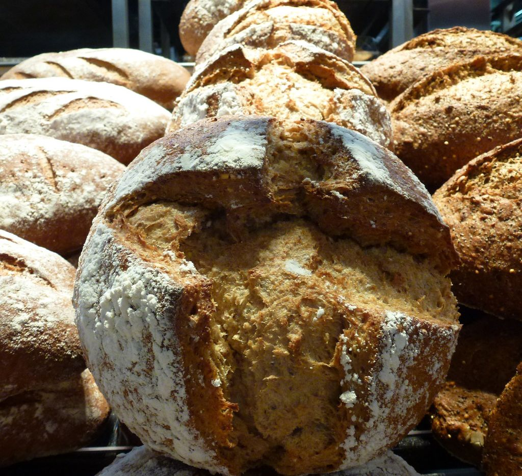 Learn how to make sourdough bread at an upcoming Slow Food class.