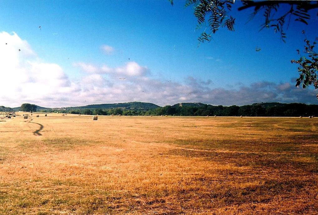 The Naylor Ranch in Kerrville is 100 acres.