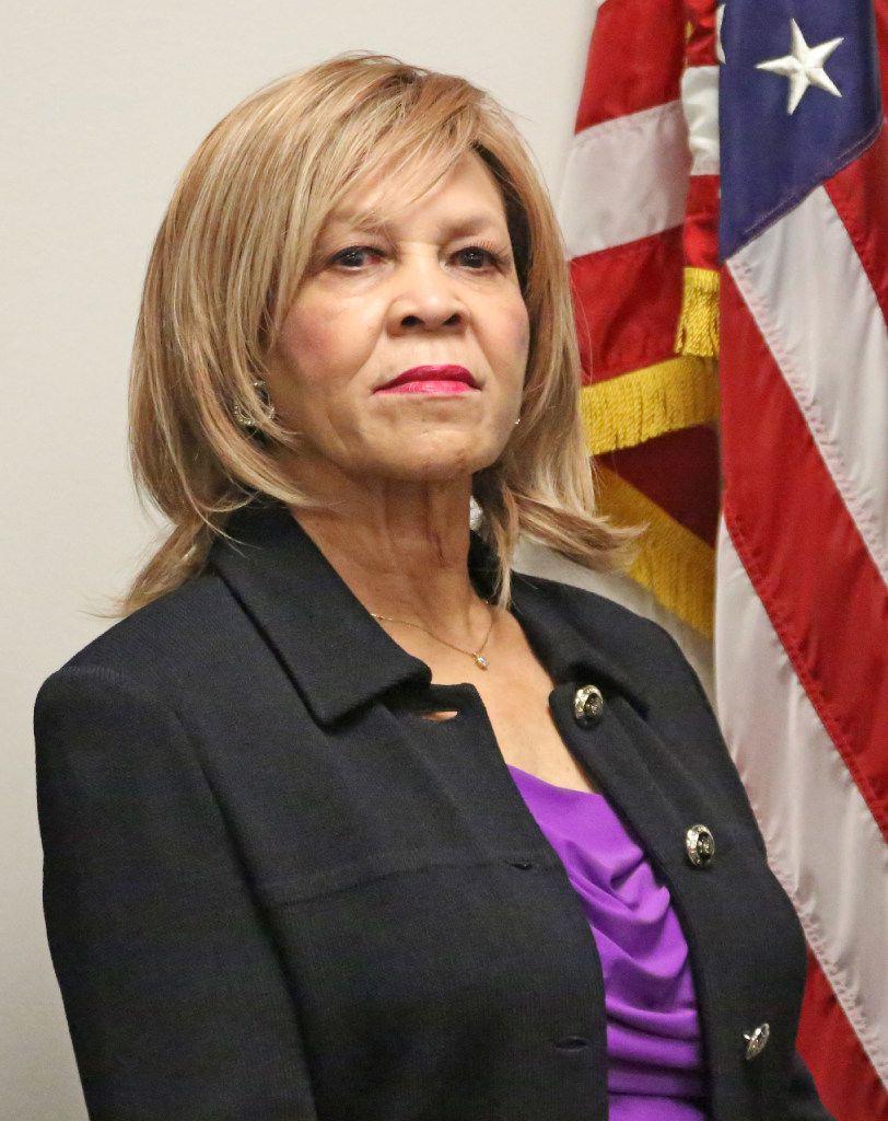 Rep. Helen Giddings, D-DeSoto