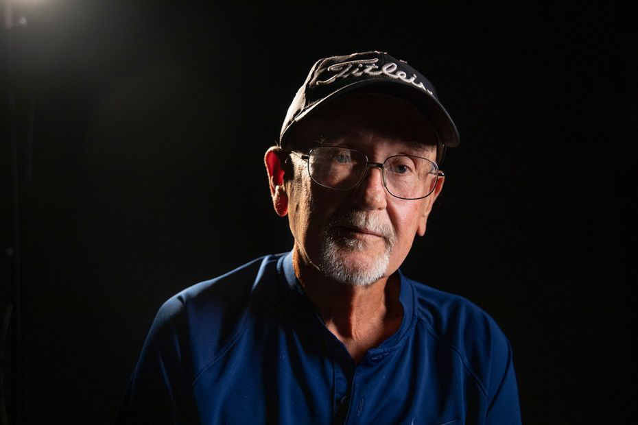 Jim Peabody fled his apartment June 9 along with 500 other residents when a tower crashed onto Elan City Lights.