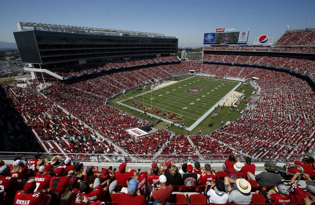 Jack Hill, the construction manager for the new Rangers stadium expected to open in 2020, also led construction on Levi's Stadium in Santa Clara, Calif., home of the San Francisco 49ers. The structure sits on soft soil not far from the San Andreas Fault, so builders had to keep earthquakes in mind when designing the stadium's safety features.