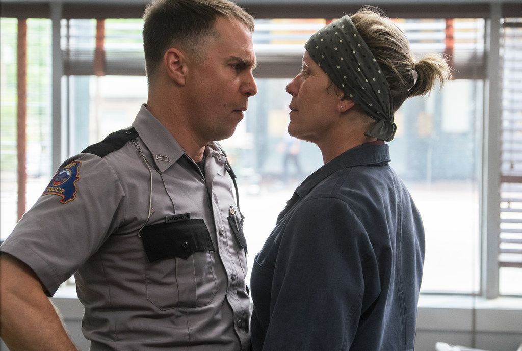 Sam Rockwell and Frances McDormand both won Oscars for their performances in the film, which was inspired by the cold-case murder of Kathy Page in Southeast Texas.