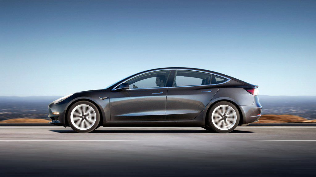 Tesla is only producing the fully loaded models of the 3 so far.