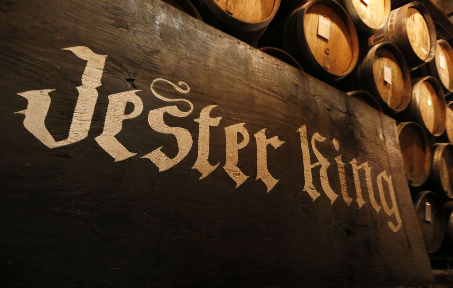 Jester King Brewery in Austin, Texas on Friday, February 23, 2018.