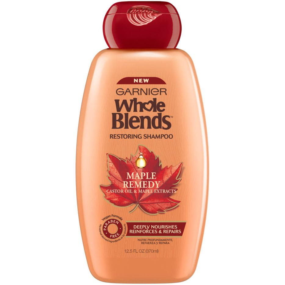 Whole Blends Restoring Hair Care Maple Remedy with Castor Oil & Maple Extracts,  $4.49-$6.99