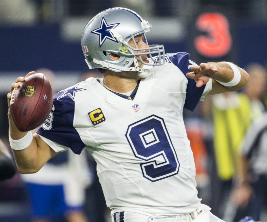 newest 87b66 3c3b2 Bob Sturm's Friday mailbag, Part 1: Where Tony Romo ranks ...