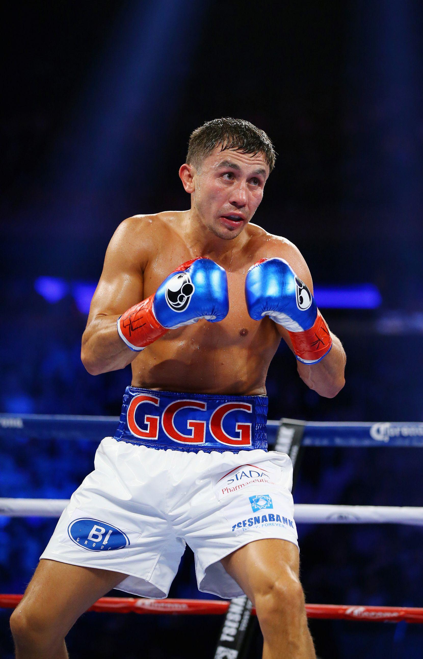 Gennady Golovkin. Foto GETTY IMAGES