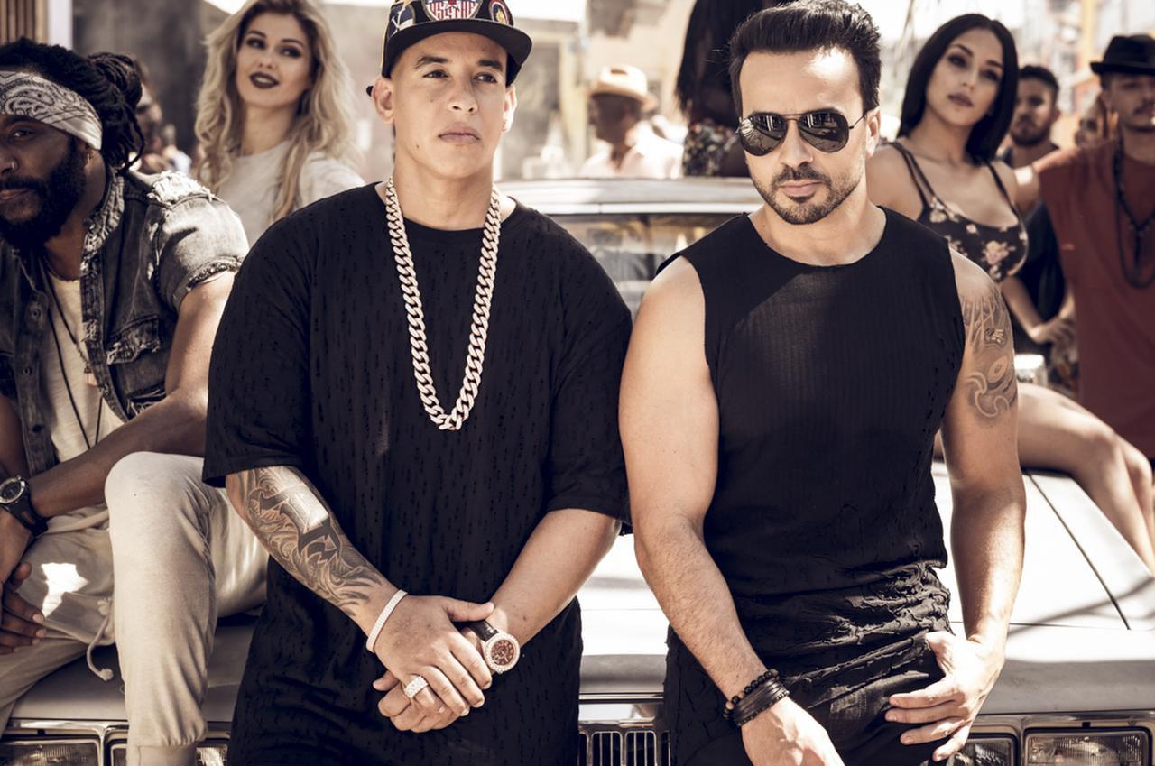 Daddy Yankee y Luis Fonsi. (ESPECIAL PARA AL DIA/OMAR CRUZ)
