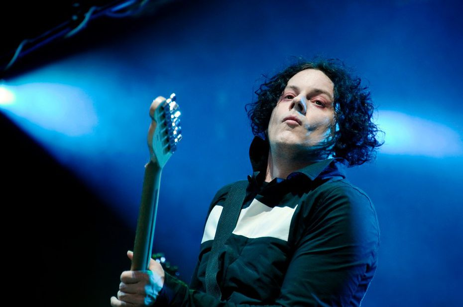 Rocker Jack White performed Friday, April 27, and Sunday, April 29, at the Bomb Factory in Deep Ellum.