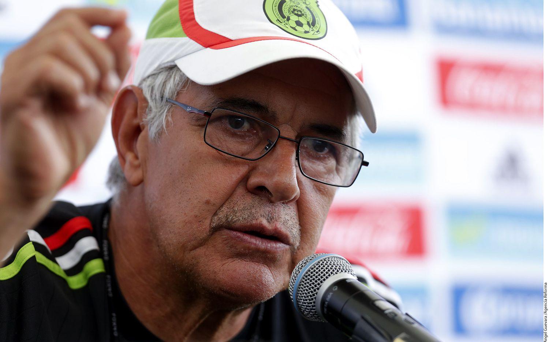 """Ricardo Ferretti sugirió que México debe dejar de creerse el """"Gigante"""" de la zona si quiere evitar los errores del pasado. /AGENCIA REFORMA"""