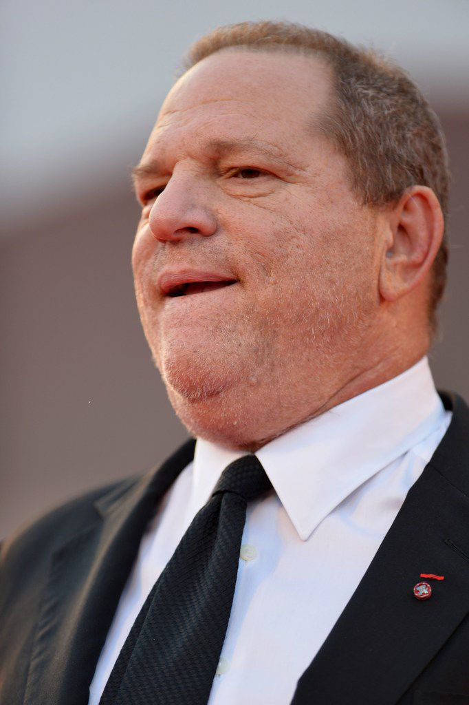 Harvey Weinstein (File Photo/Agence France-Presse)