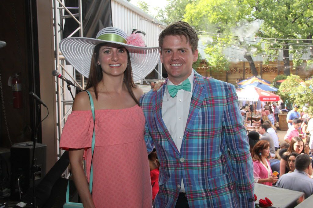 The Rustic in Uptown held a Kentucky Derby watching party on May 7, 2016. Mint Juleps were served up along with live music leading up to the race and judges four best dressed categories and the winners received $200 in free range concept gift cards. Laura Zink and Chris Purdue won the best dressed couple contest