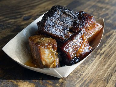 Bacon Burnt Ends are a staple at Heim Barbecue in Fort Worth. They're so iconic in fact they've now inspired a beer.