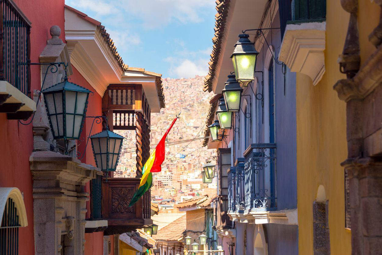 Una mujer fue rescatada con vida de una agencia funeraria en La Paz, Bolivia. /iStock