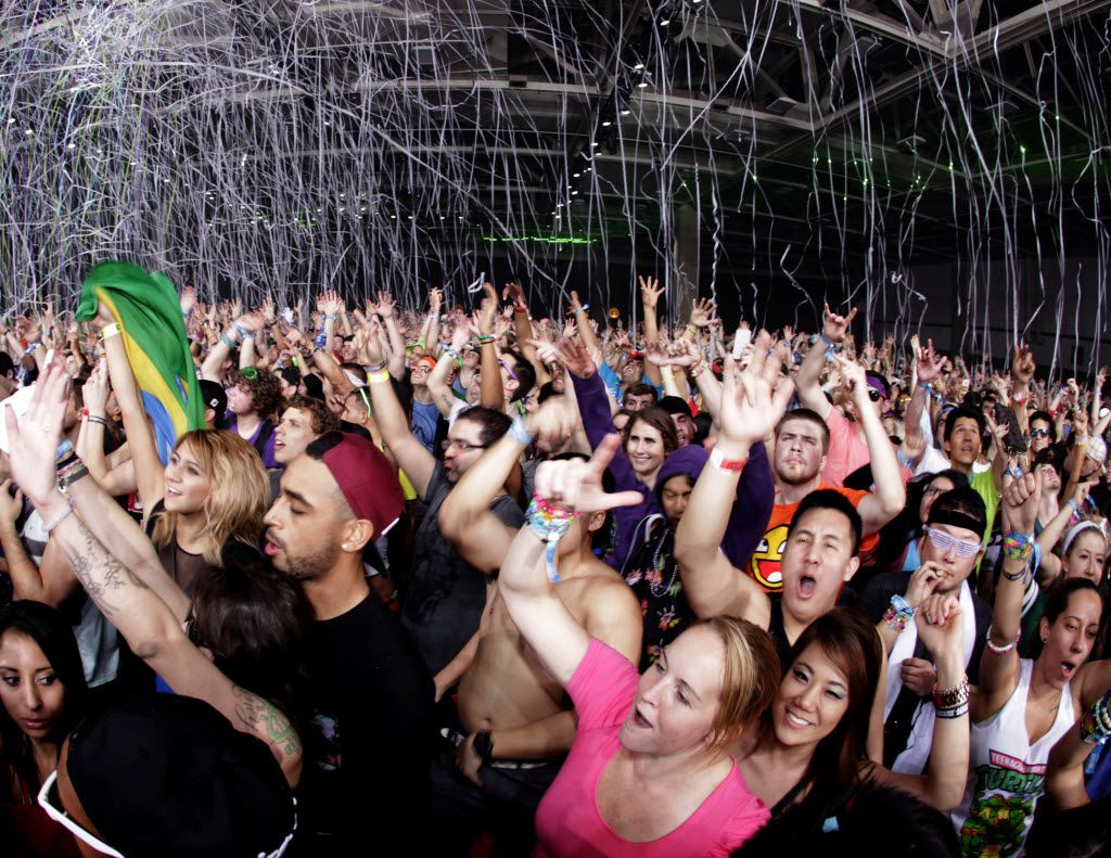 Looking for a massive dance party? Lights All Night it is.