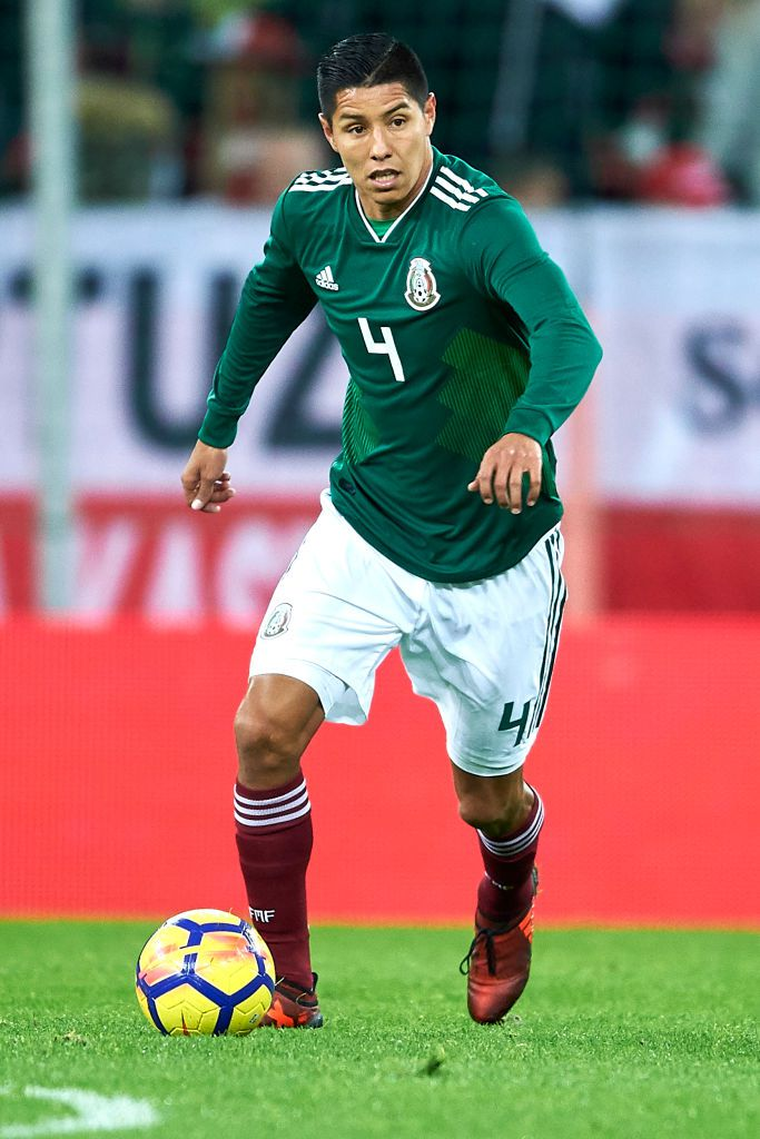 Hugo Ayala. Foto Getty Images