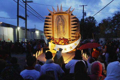 La posada navideña de Casa Guanajuato Dallas será en sus instalaciones en Oak Cliff./BEN TORRES ESPECIAL PARA AL DIA