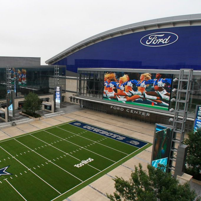 The Star in Frisco is home of the Dallas Cowboys World Headquarters and the Ford Center.
