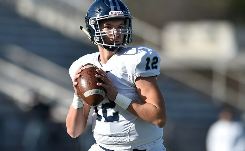 Brotherly love: How an injury to Argyle Liberty Christian's starting quarterback created a conundrum in the Greek family