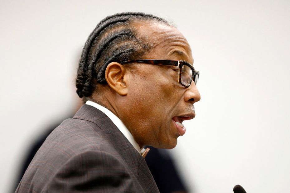 Dallas County Commissioner John Wiley Price said he's lost faith that water will come to Sandbranch.