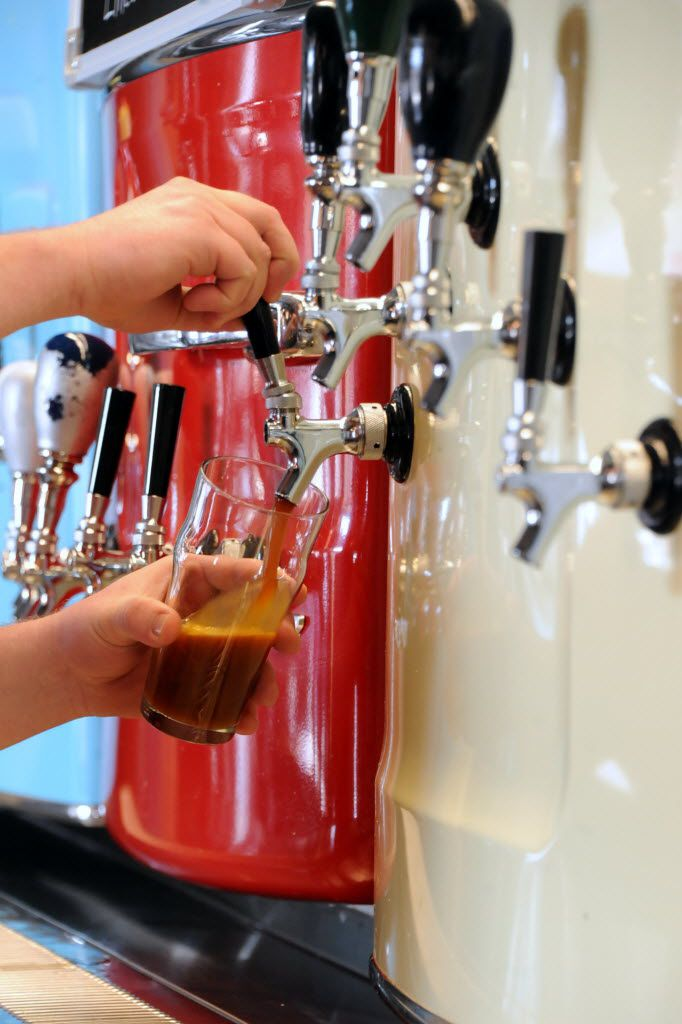 BrainDead Brewing sells many things, but here's Step One: beer.