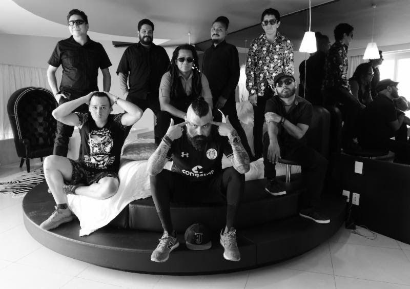 Panteón Rococó regresa este 2019 a Dallas.  (Foto cortesía de The Music Joint Group)