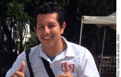 Javier Enriques Valladares era camarógrafo de Canal 10./ AGENCIA REFORMA