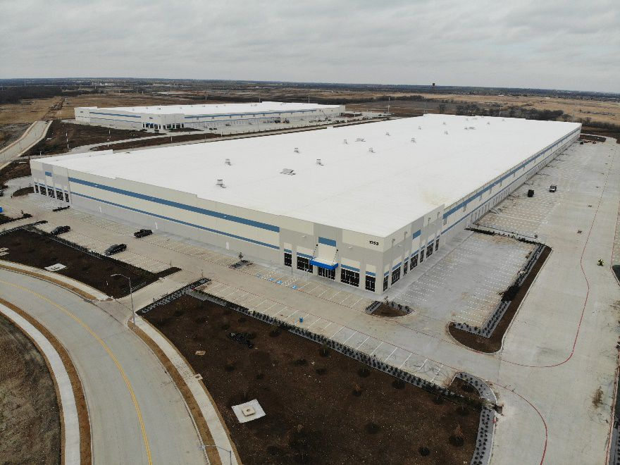 CTDI has rented an entire industrial building with almost 706,000 square feet.
