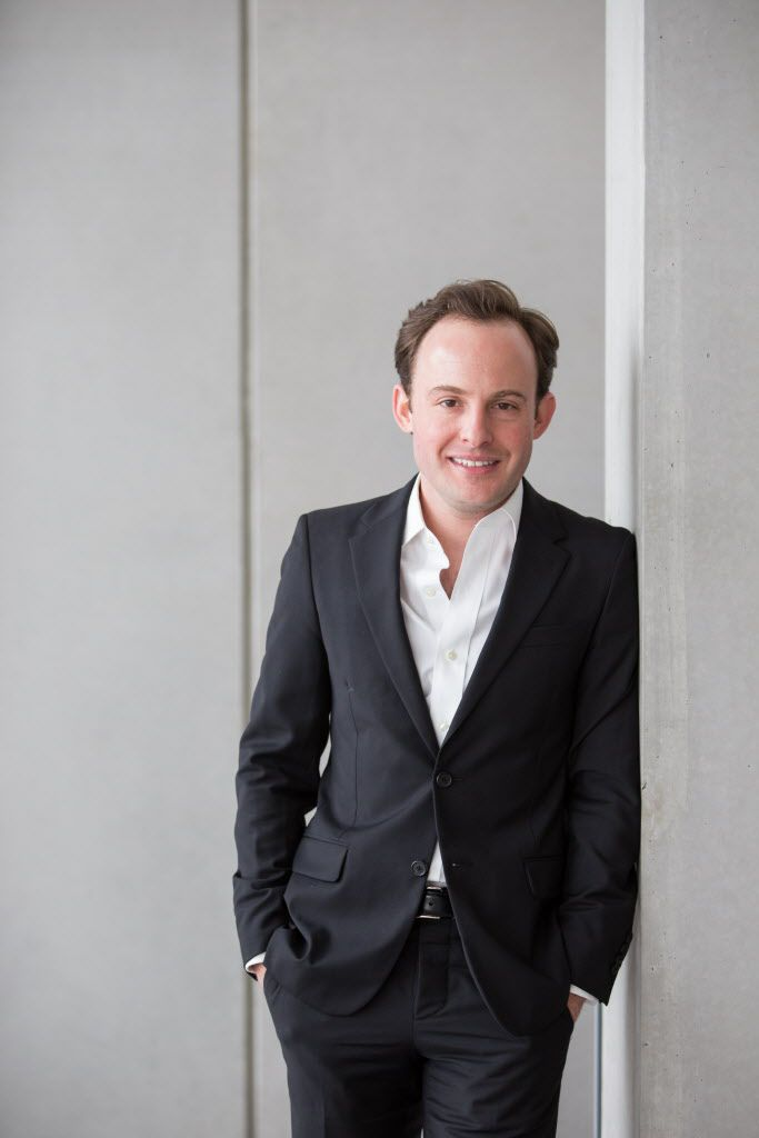 Scott Rothkopf, who grew up in Dallas, is now chief curator at the Whitney Museum of American Art in New York.