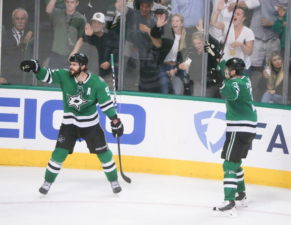 NHL analyst: Stars are among select teams with a 'real shot