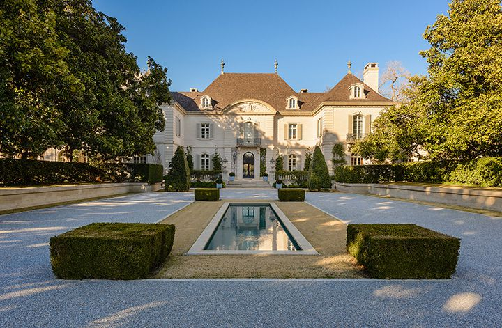 With a price tag of $38.5 million, the Crespi Estate in North Dallas is the most expensive house for sale in North Texas.