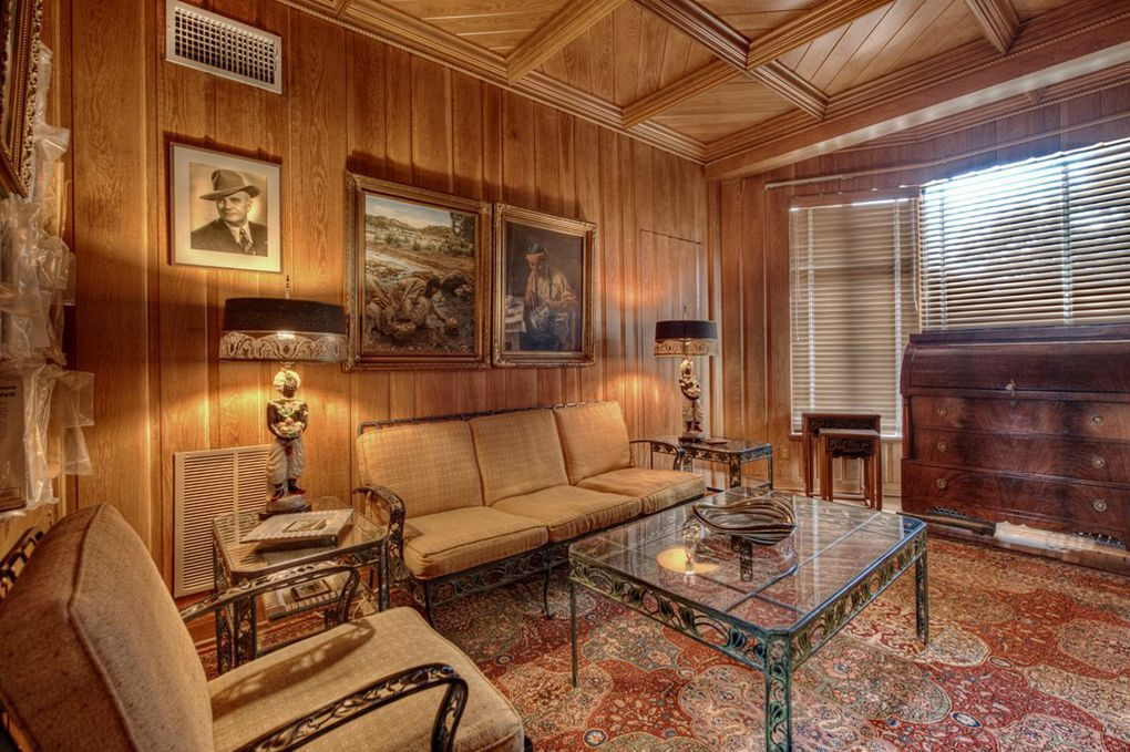The Naylor Ranch house has 7,000 square feet.