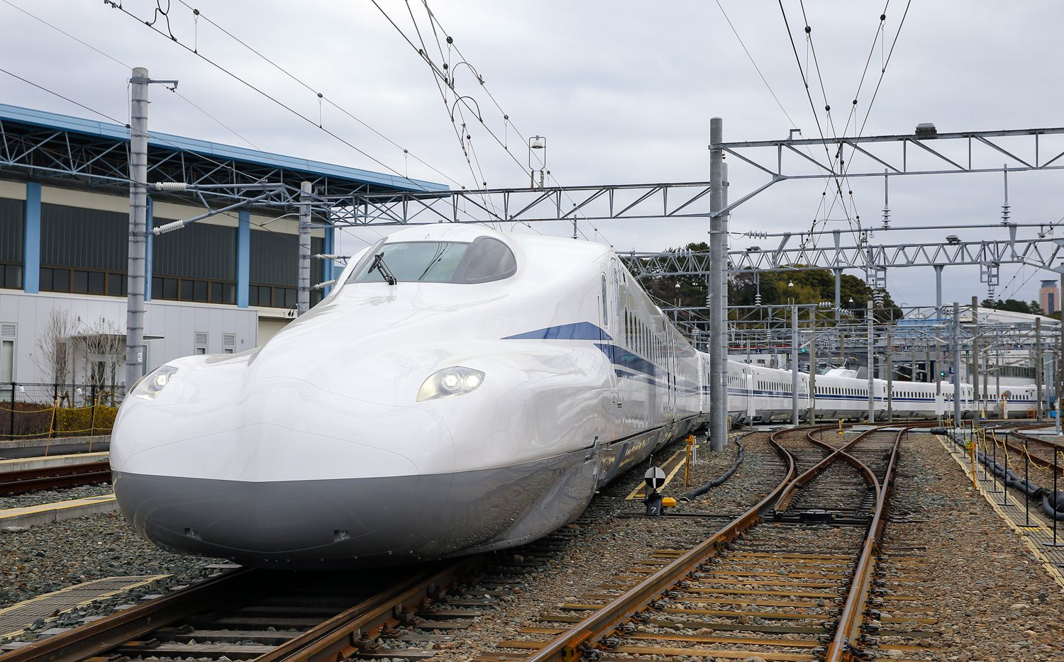 Texas Central Partners said the Shinkansen N700  Supreme is the new vehicle of choice for the high-speed rail line between Dallas and Houston.