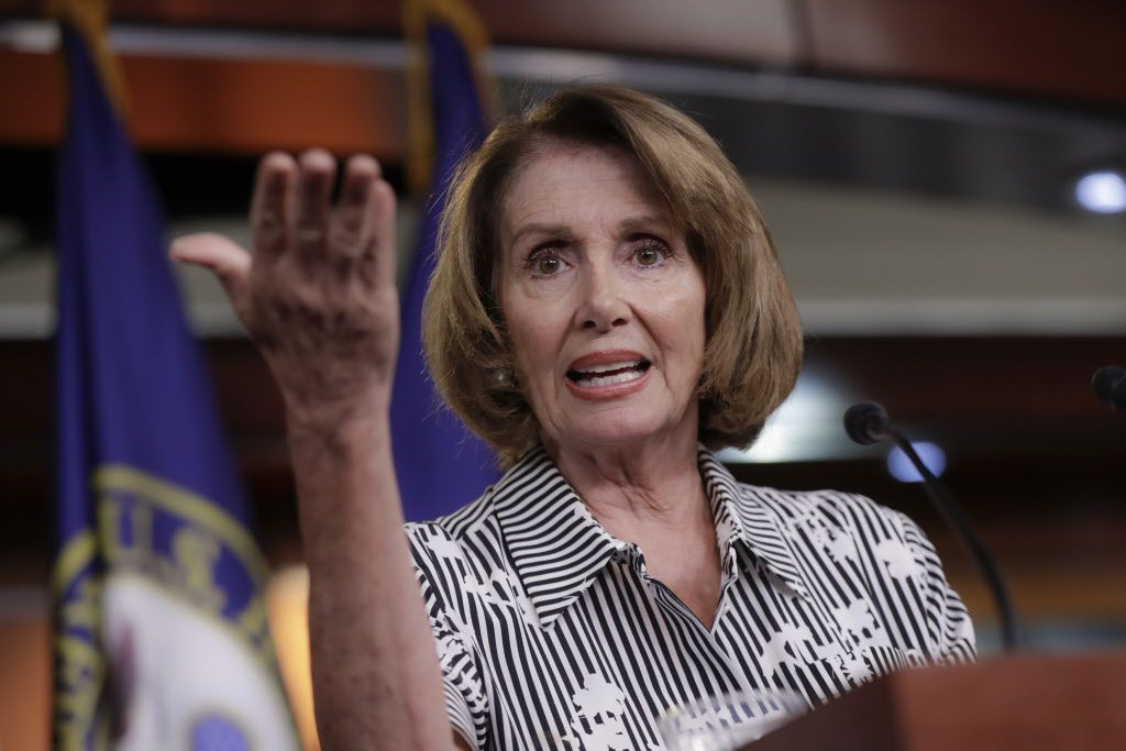 Nancy Pelosi./AP