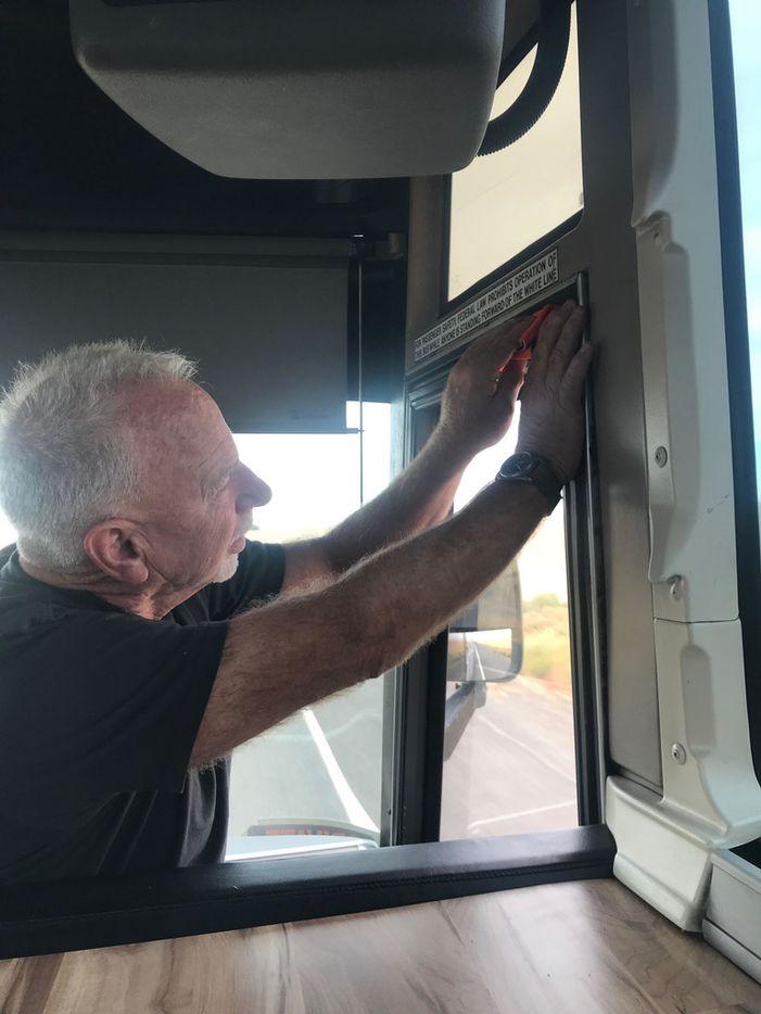 Flashback: Welcome aboard the Vander Esch Express