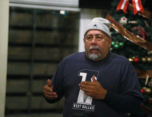 Ronnie Mestas, presidente de West Dallas One Coalition