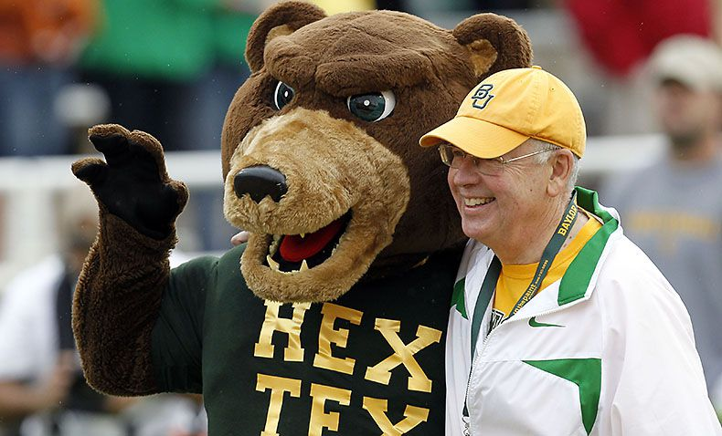 Baylor University President Ken Starr's six-year tenure could be coming to a swift end, according to a report published Tuesday morning. (2011 File Photo/Vernon Bryant)