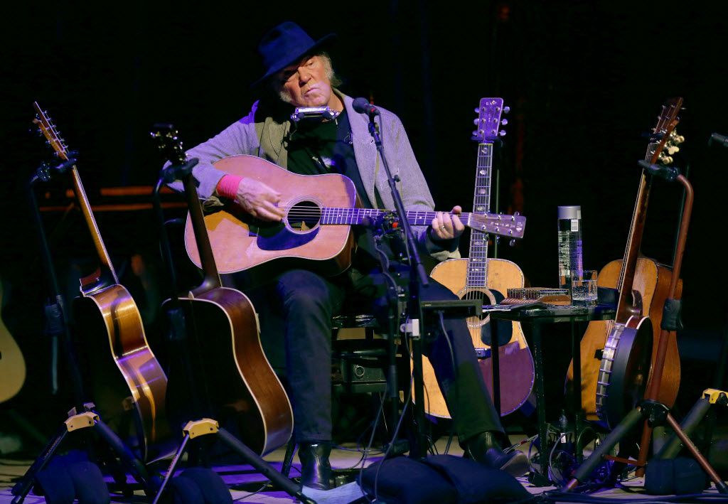 In 2014, Neil Young played the Meyerson. This should happen more than once every five years.