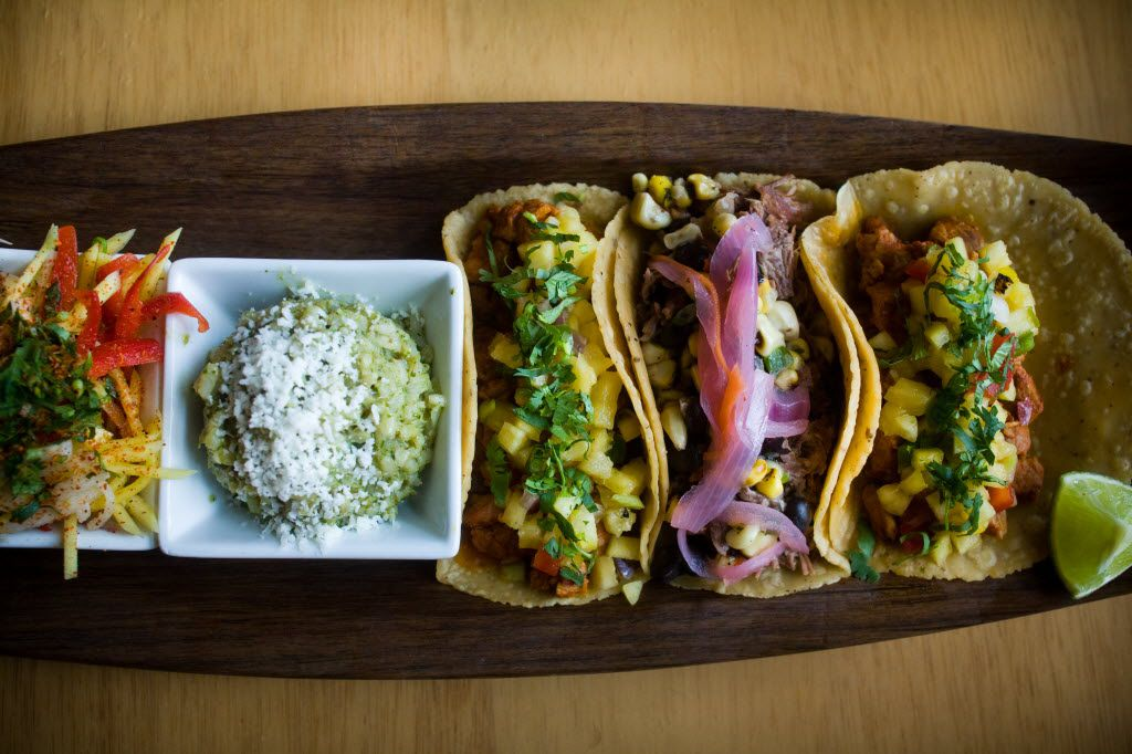 Two words: taco fest.