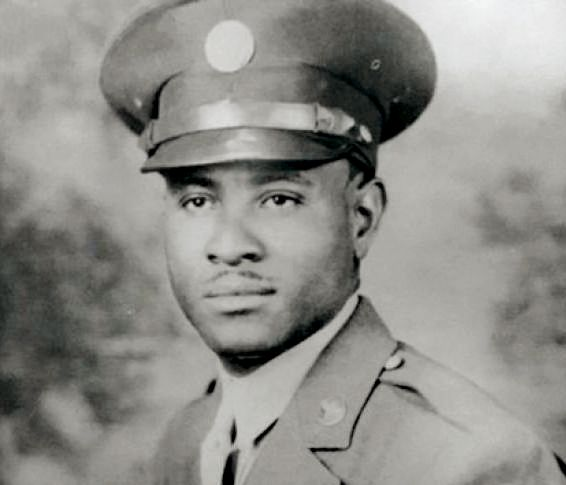 Richard Arvine Overton, America's oldest-living verified war veteran, served in the South Pacific from 1942 through 1945.