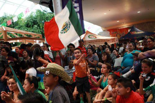 Los festejos en la Gran Plaza de Fort Worth son ya una tradición en el Metroplex.